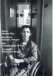Stormy M-67 Campaign Leaflet
